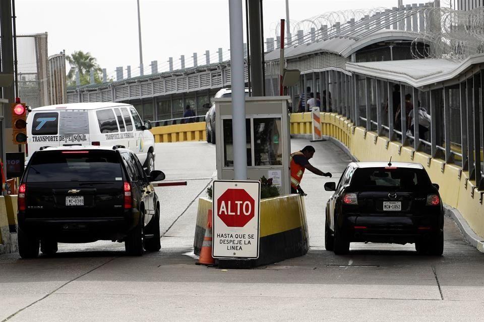 México y Estados Unidos analizan reapertura total de la frontera