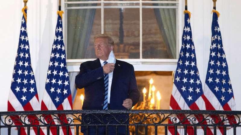 Suman 18 contagios de COVID-19 en la Casa Blanca