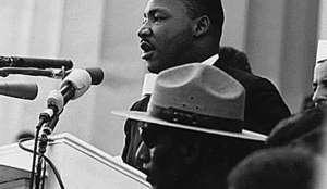 """Revive el icónico discurso de Martin Luther King """"Tengo un sueño"""""""