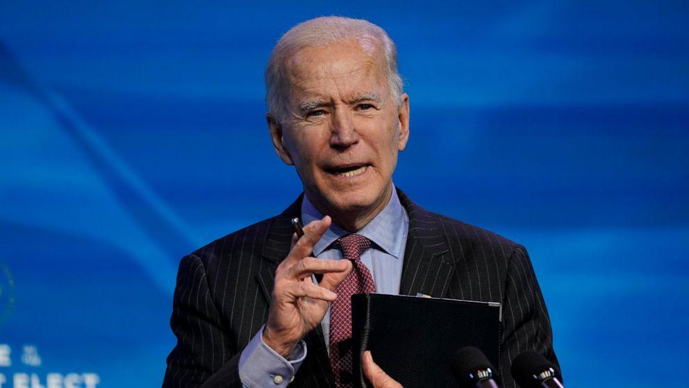 Biden firma este jueves órdenes ejecutivas para reabrir inscripciones a Obamacare y fortalecer el Medicaid
