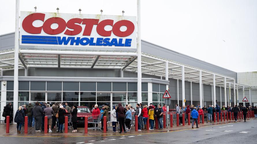 Costco eleva el salario mínimo por encima de Amazon o Target a $ 16 por hora