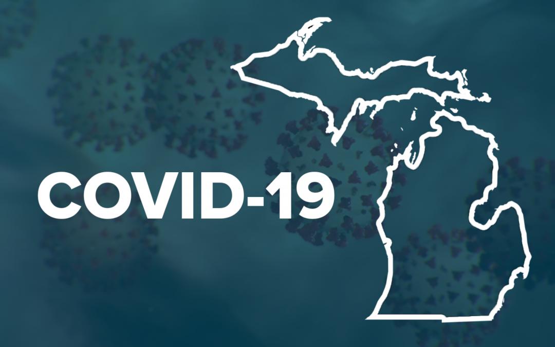Michigan reporta 939 nuevos casos por COVID-19