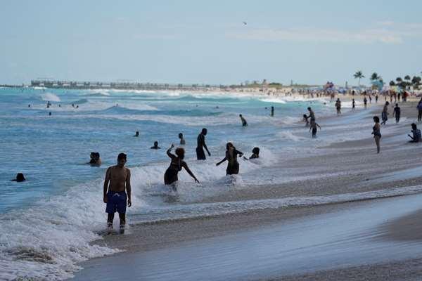 Florida: cientos de arrestos durante vacaciones de primavera