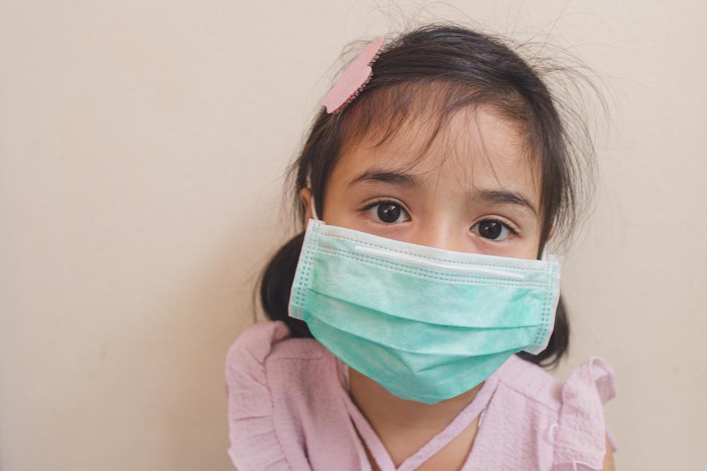 Guarderías se ocupan del nuevo mandato estatal de máscaras para niños de 2 a 4 años