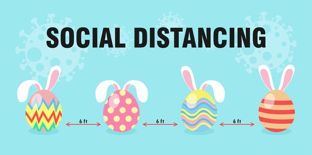 CDC publica nuevas pautas para celebrar la Pascua en medio de la pandemia