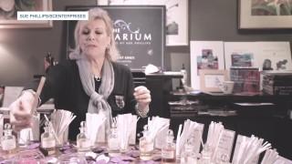 Diseñadora de fragancias ayuda a los afectados por COVID-19 a recuperar el sentido del olfato
