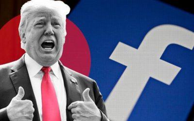 Facebook decide mantener el veto a Donald Trump en sus redes sociales