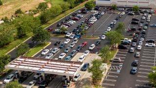 Las estaciones de servicio informan escasez en el sureste del país